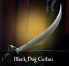 Sea of Thieves - Black Dog Cutlass
