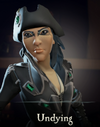 SoT Face paint undying