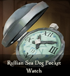 Sea of Thieves - Ruffian Sea Dog Pocket Watch