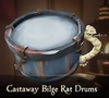 Sea of Thieves - Castaway Bilge Rat Drum