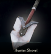 Sea of Thieves - Hunter Shovel