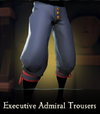 Sea of Thieves - Executive Admiral Trousers