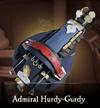Admiral Hurdy-Gurdy