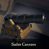 Sea of Thieves - Sailor Cannons