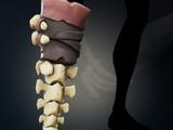 Bone Crusher Pegleg