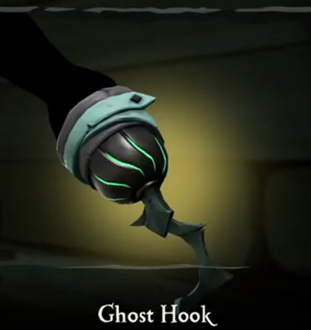 Ghost to ghost hook up