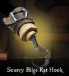 Sea of Thieves - Scurvy Bilge Rat Hook
