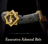 Sea of Thieves - Executive Admiral Belt