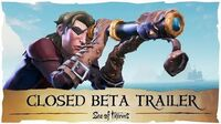 Official Sea of Thieves Closed Beta Trailer