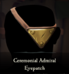 Sea of Thieves - Ceremonial Admiral Eyepatch