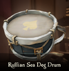 Sea of Thieves - Ruffian Sea Dog Drum