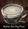 Sea of Thieves - Ruffian Sea Dog Drum