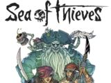 Sea of Thieves Books and Comics