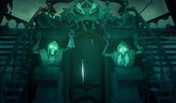 Ferry of the Damned - door
