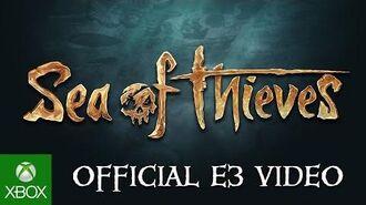 Sea of Thieves Trailer & Gameplay - Xbox E3 2016