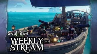 Sea of Thieves Weekly Stream Highlights Let's Give Thanks