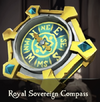 Sea of Thieves - Royal Sovereign Compass