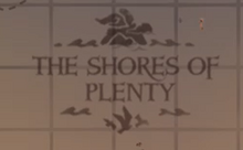 Shores of Plenty Map