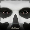 SoT Face paint skullface