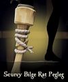 Sea of Thieves - Scurvy Bilge Rat Pegleg