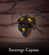 Sea of Thieves - Sovereign Capstan