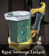 Sea of Thieves - Royal Sovereign Tankard