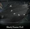 Sea of Thieves - Shark Hunter Hull