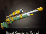 Royal Sovereign Eye of Reach
