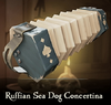 Sea of Thieves - Ruffian Sea Dog Concertina