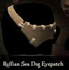 Sea of Thieves - Ruffian Sea Dog Eyepatch