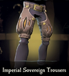 Sea of Thieves - Imperial Sovereign Trousers