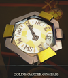 Gold Hoarder Compass