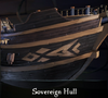 Sea of Thieves - Sovereign Hull