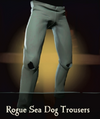 Sea of Thieves - Rogue Sea Dog Trousers