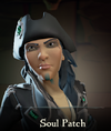 Sea of Thieves - Soul Patch face paint