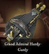 Sea of Thieves - Grand Admiral Hurdy-Gurdy