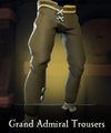 Sea of Thieves - Grand Admiral Trousers