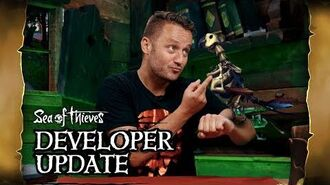 Official Sea of Thieves Developer Update August 8th 2018