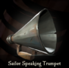 Sea of Thieves - Sailor Speaking Trumpet