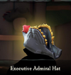 Executive Admiral Hat