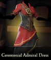 Sea of Thieves - Ceremonial Admiral Dress