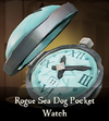 Sea of Thieves - Rogue Sea Dog Pocket Watch