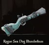 Sea of Thieves - Rogue Sea Dog Blunderbuss