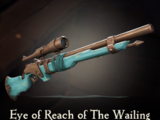 Eye of Reach of The Wailing Barnacle