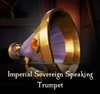 Sea of Thieves - Imperial Sovereign Speaking Trumpet
