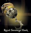 Sea of Thieves - Royal Sovereign Hook