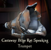 Sea of Thieves - Castaway Bilge Rat Speaking Trumpet