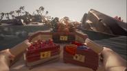 Sea of Thieves cargo run image2