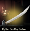 Ruffian Sea Dog Cutlass