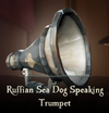 Sea of Thieves - Ruffian Sea Dog Speaking Trumpet